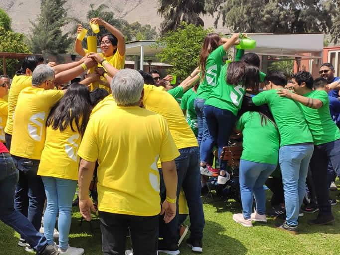 Evento De Fin de Año - IAN TAYLOR PERU
